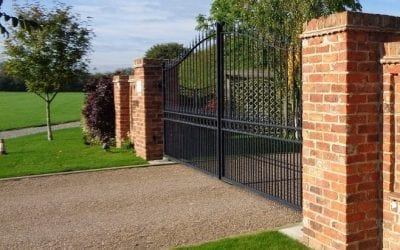 The benefits of living on a gated residential park