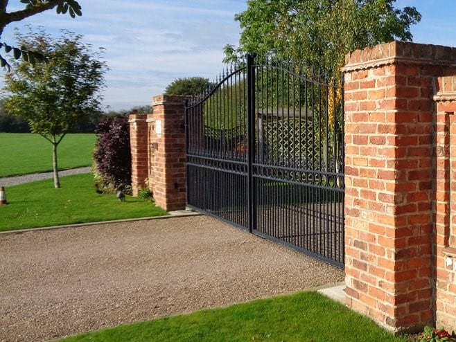 benefits gated residential park
