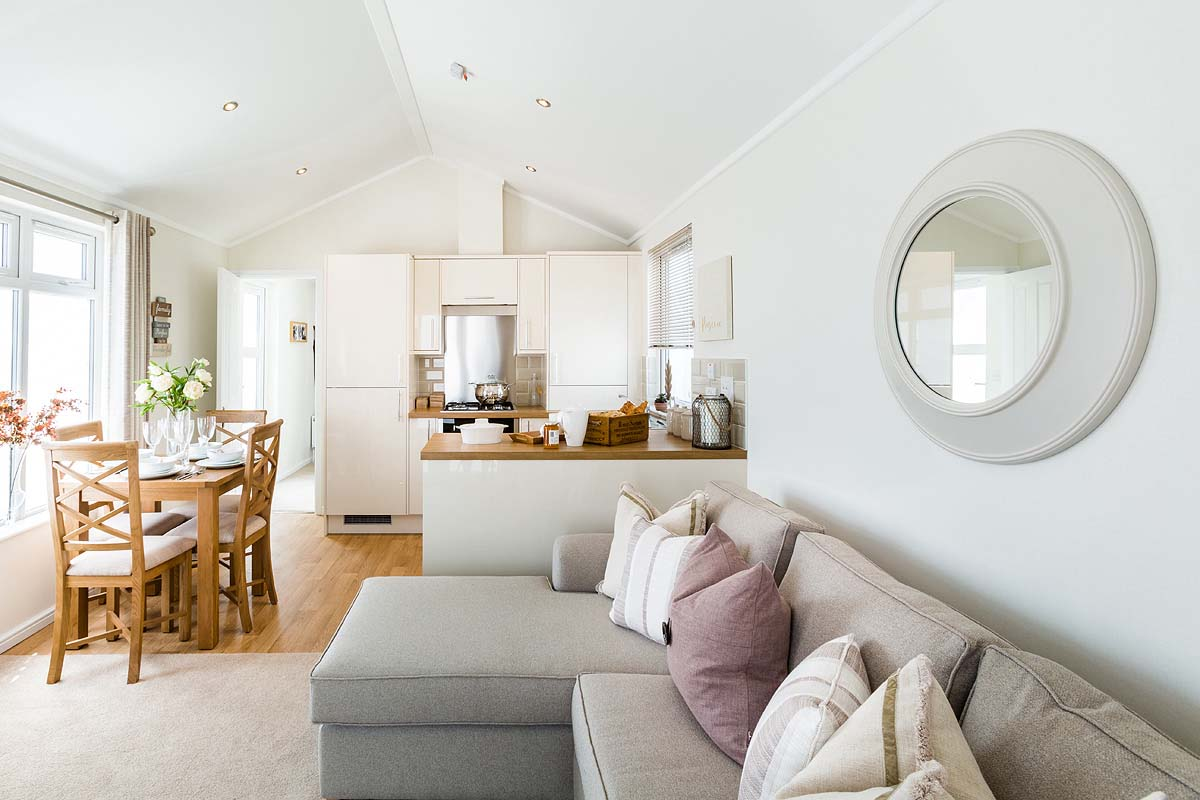 Accolade Lounge Diner Kitchen | Gateforth Park