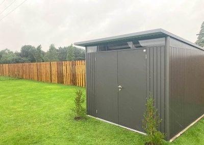 bio hort shed