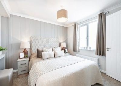Plantation Double Bedroom | Gateforth Park
