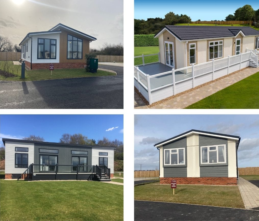 plots for Phase 1 residential park homes yorkshire